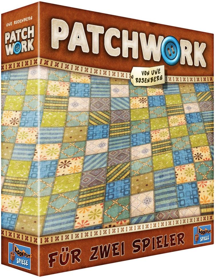 Alle Infos zu Patchwork (Spielkultur)