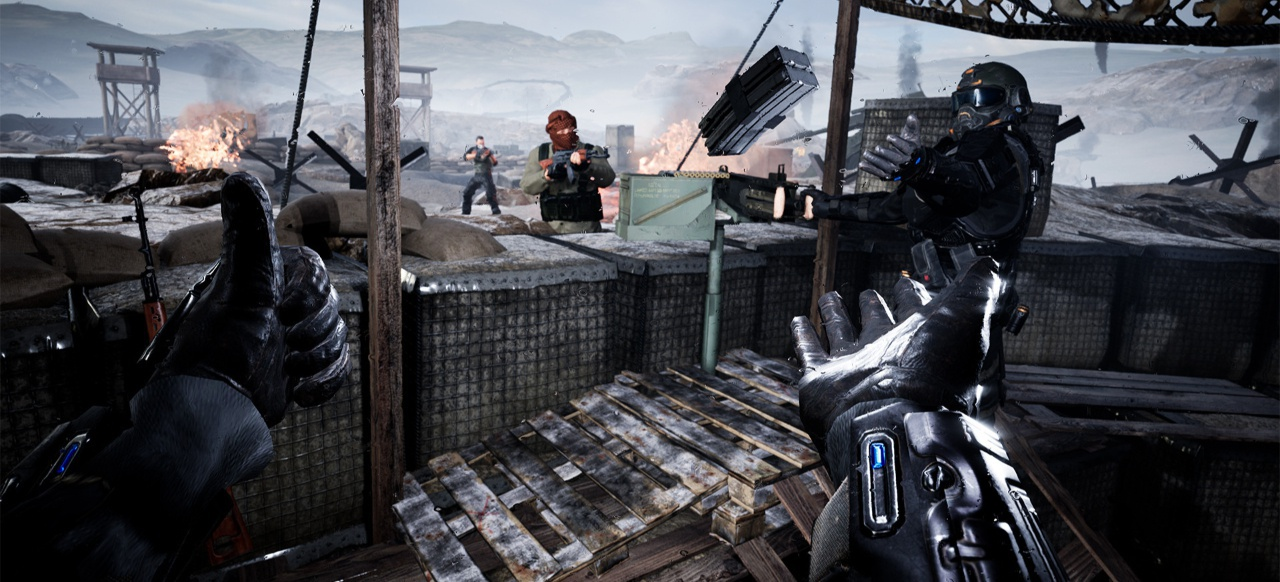 Zero Caliber: Reloaded () von XREAL Games