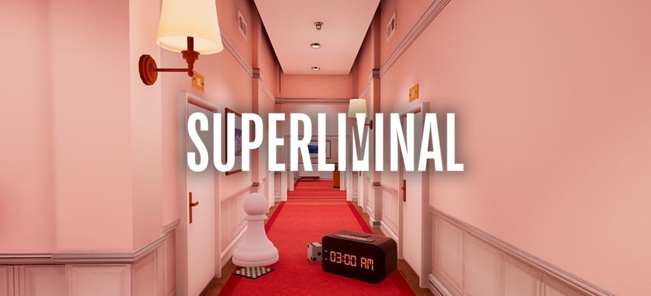 Superliminal (Logik & Kreativität) von Pillow Castle Games