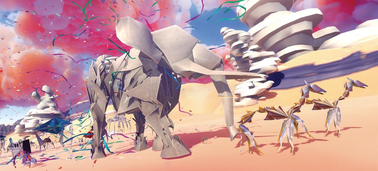 Paper Beast: Folded Edition (Adventure) von Pixel Reef