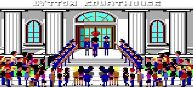 Police Quest: In Pursuit of the Death Angel (Adventure) von Sierra On-Line