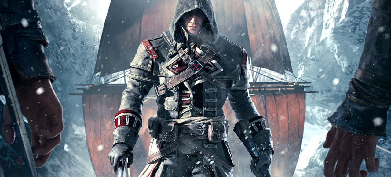 Assassin's Creed Rogue (Action-Adventure) von Ubisoft