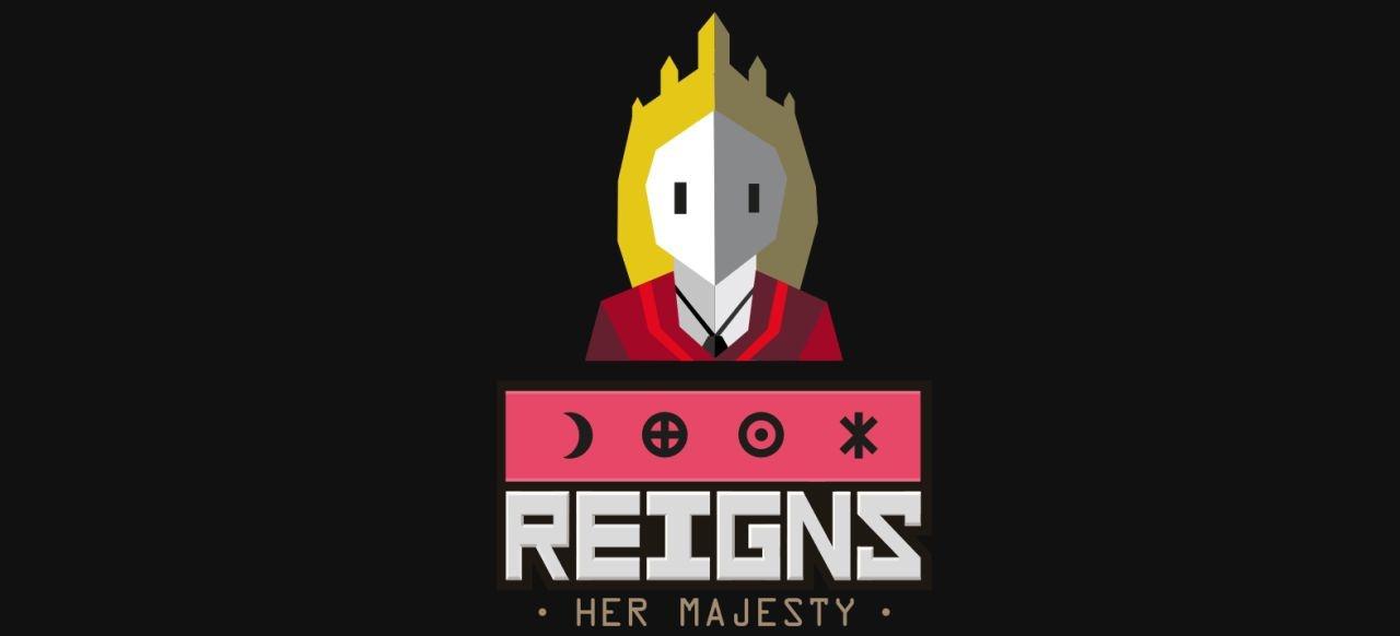Reigns: Her Majesty (Taktik & Strategie) von Devolver Digital