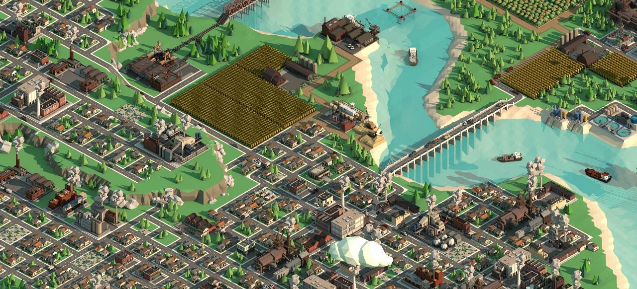 Rise of Industry (Taktik & Strategie) von Kasedo Games