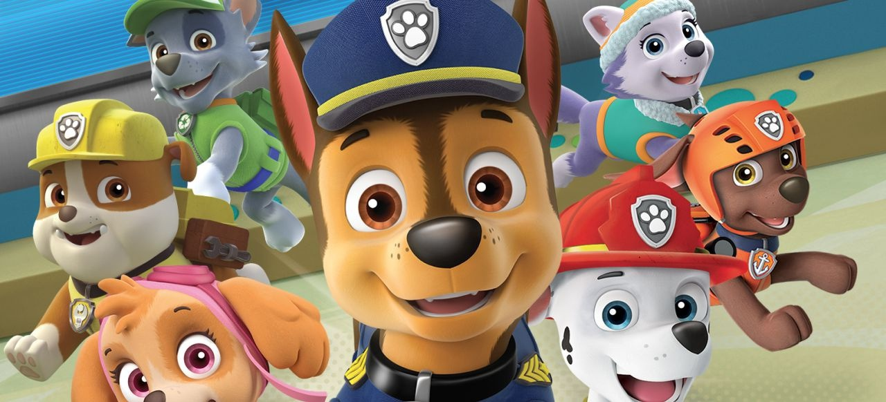 Paw Patrol: Im Einsatz (Action-Adventure) von Bandai Namco Entertainment / Outright Games
