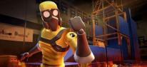 Hot Lava: Parcours-Spiel der Don't-Starve-Macher für PC und iOS erschienen