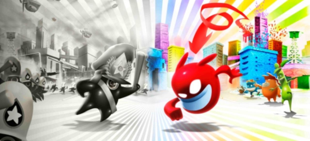de Blob 2 (Geschicklichkeit) von THQ Nordic