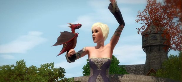 Die Sims 3: Dragon Valley (Simulation) von Electronic Arts