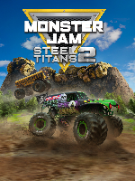 Alle Infos zu Monster Jam Steel Titans 2 (PC,PlayStation4,Stadia,Switch,XboxOne)