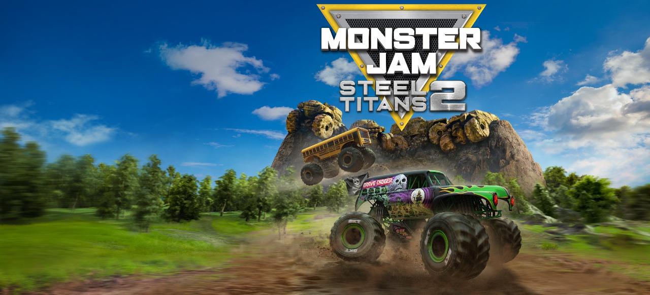 Monster Jam Steel Titans 2 (Rennspiel) von THQ Nordic