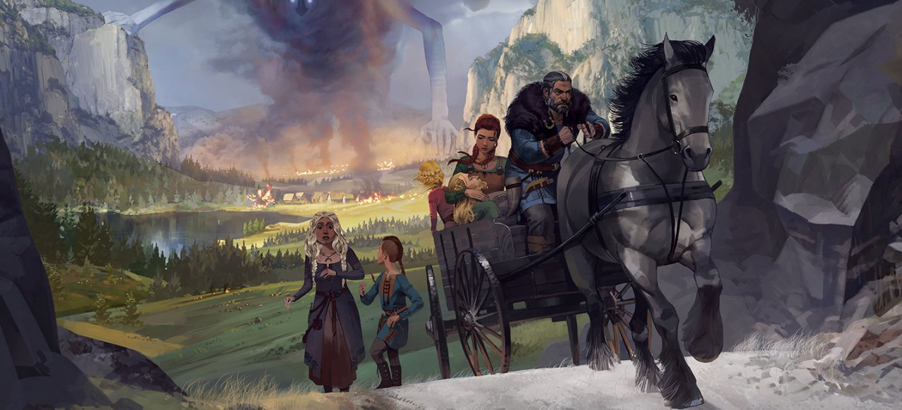 Fated: The Silent Oath (Adventure) von