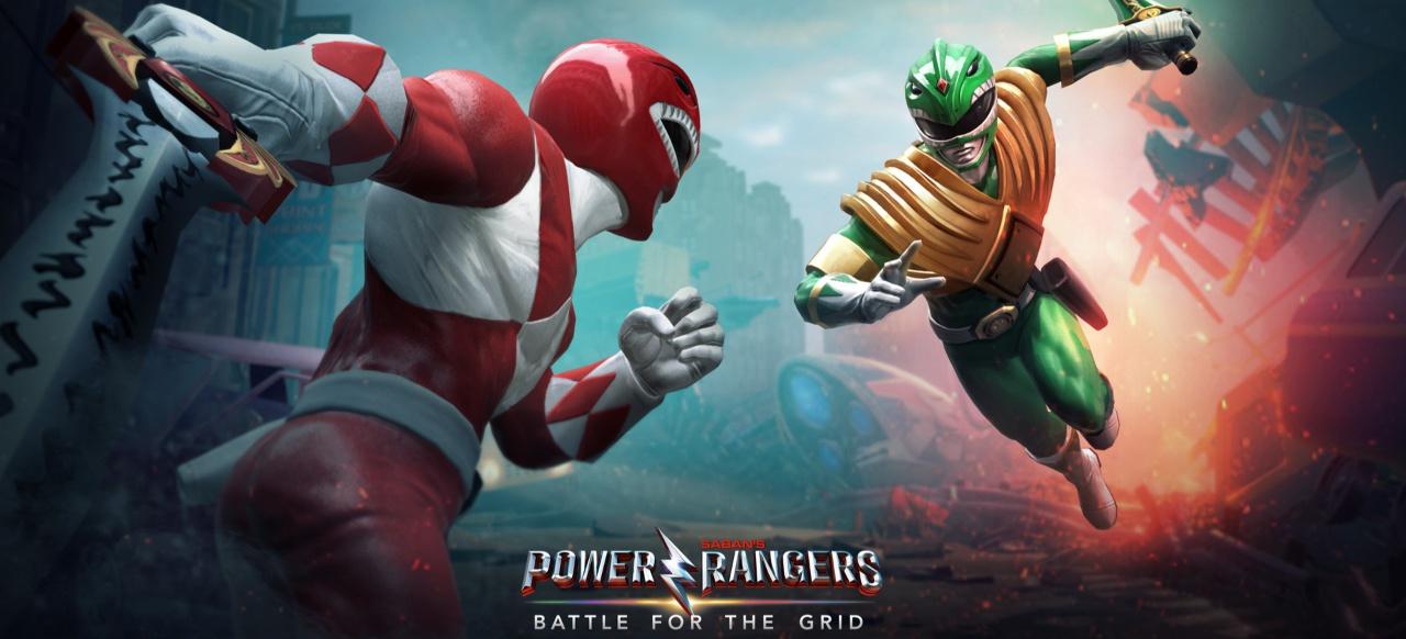 Power Rangers: Battle for the Grid (Action) von Hasbro und Lionsgate