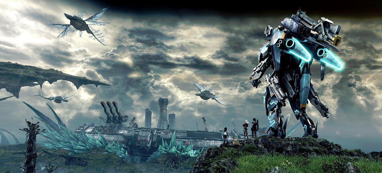 Xenoblade Chronicles X Dlc Charaktere Sind In Der Europäischen