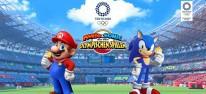 Mario & Sonic bei den Olympischen Spielen: Tokio 2020: Drei Traumdisziplinen: Sportschießen, Karate und Rennen