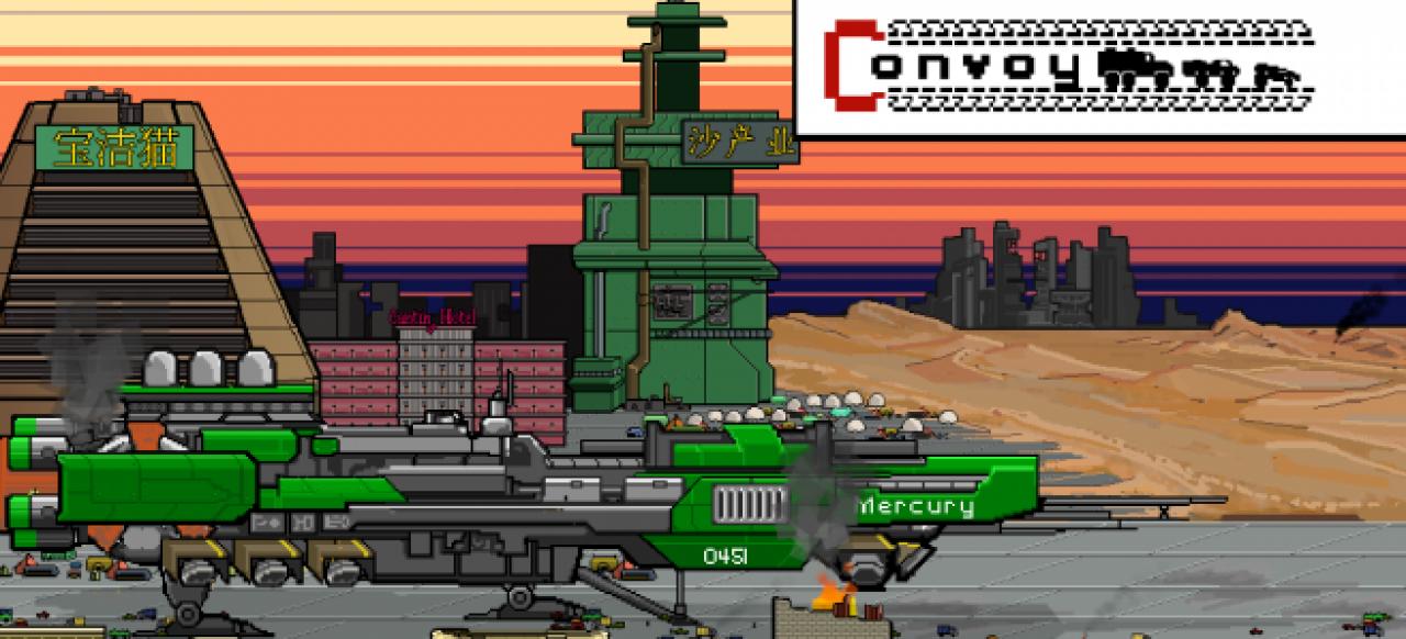 Convoy (Taktik & Strategie) von Convoy Games / Triangle Studios
