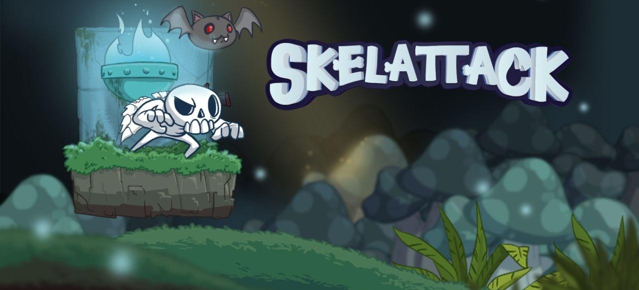 Skelattack (Plattformer) von Konami