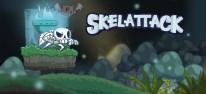 Skelattack: Knochiger Dungeon-Plattformer für PC, PS4, Xbox One und Switch veröffentlicht