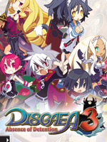 Komplettlösungen zu Disgaea 3: Absence of Detention