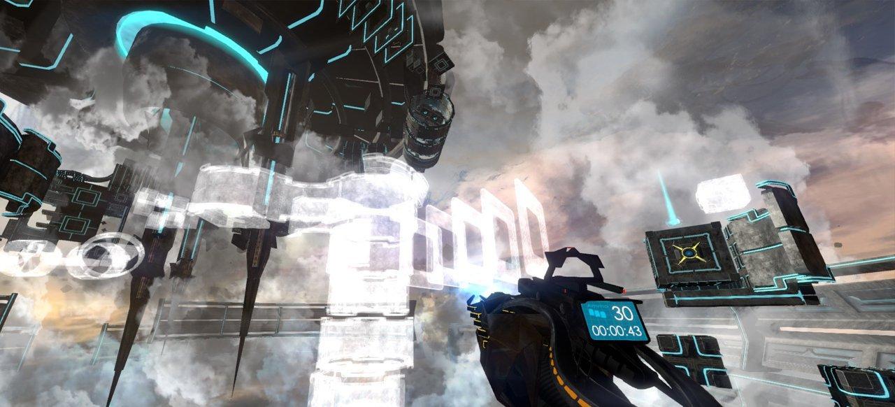 DeadCore (Shooter) von Namco Bandai / Grip Digital (PS4 / Xbox One)
