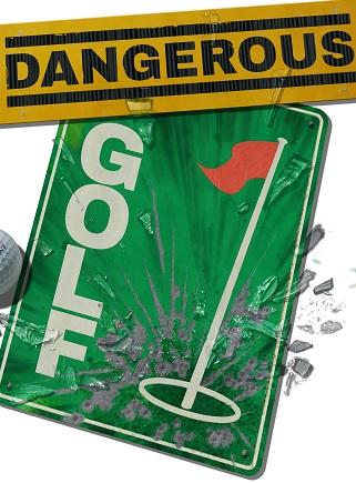 Alle Infos zu Dangerous Golf (PC,PlayStation4,XboxOne)
