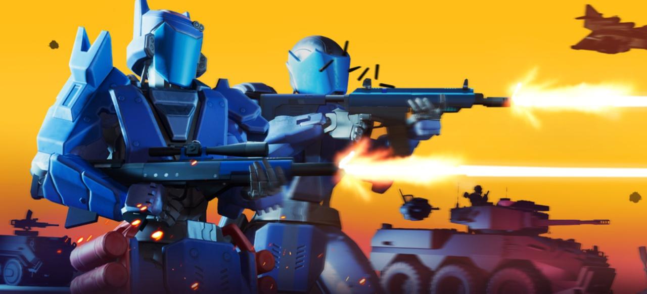 Synthetik 2 (Arcade-Action) von Flow Fire Games