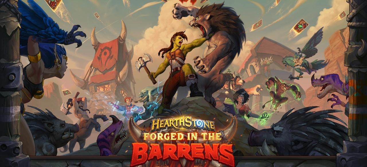 Hearthstone: Geschmiedet im Brachland (Taktik & Strategie) von Blizzard Entertainment
