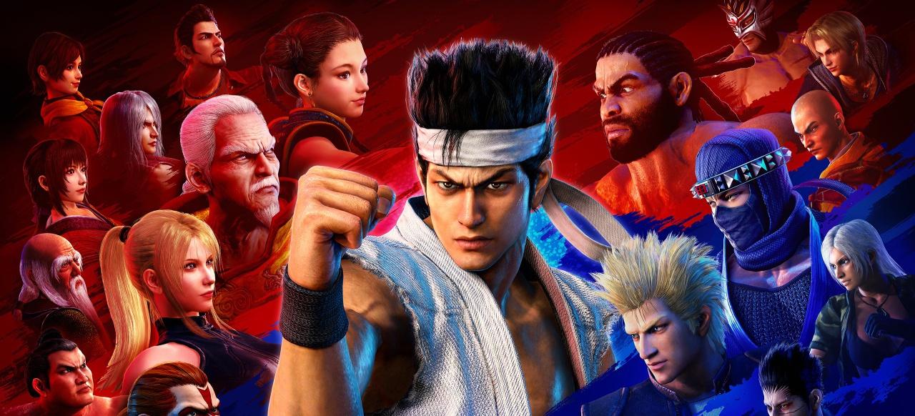 Virtua Fighter 5 Ultimate Showdown (Prügeln & Kämpfen) von Sega