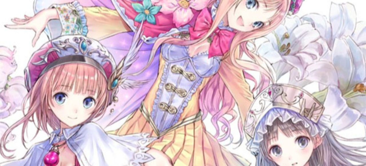 Atelier Lulua: The Alchemist of Arland 4 (Rollenspiel) von Koei Tecmo
