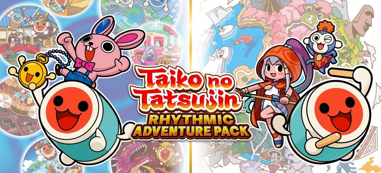 Taiko No Tatsujin - Rhythmic Adventure Pack (Musik & Party) von Bandai Namco Entertainment
