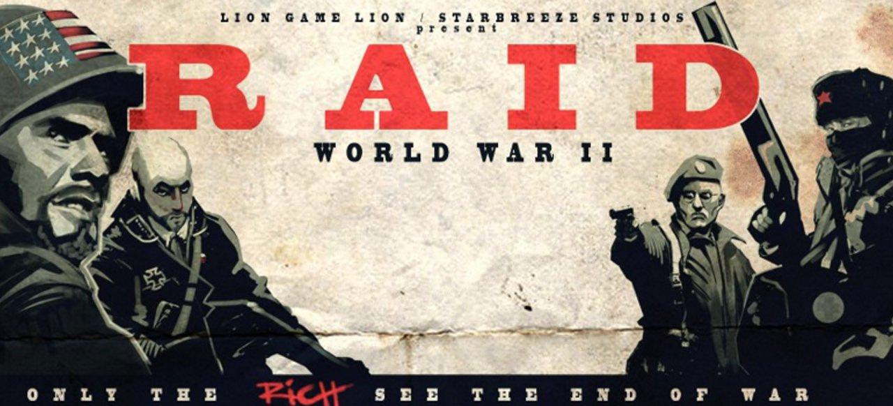 Raid: World War 2 (Shooter) von Starbreeze Studios