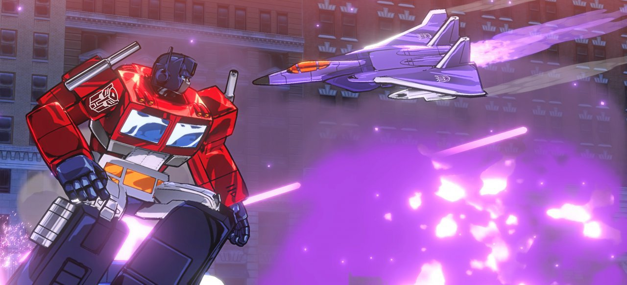 Transformers: Devastation (Action-Adventure) von Activision Blizzard