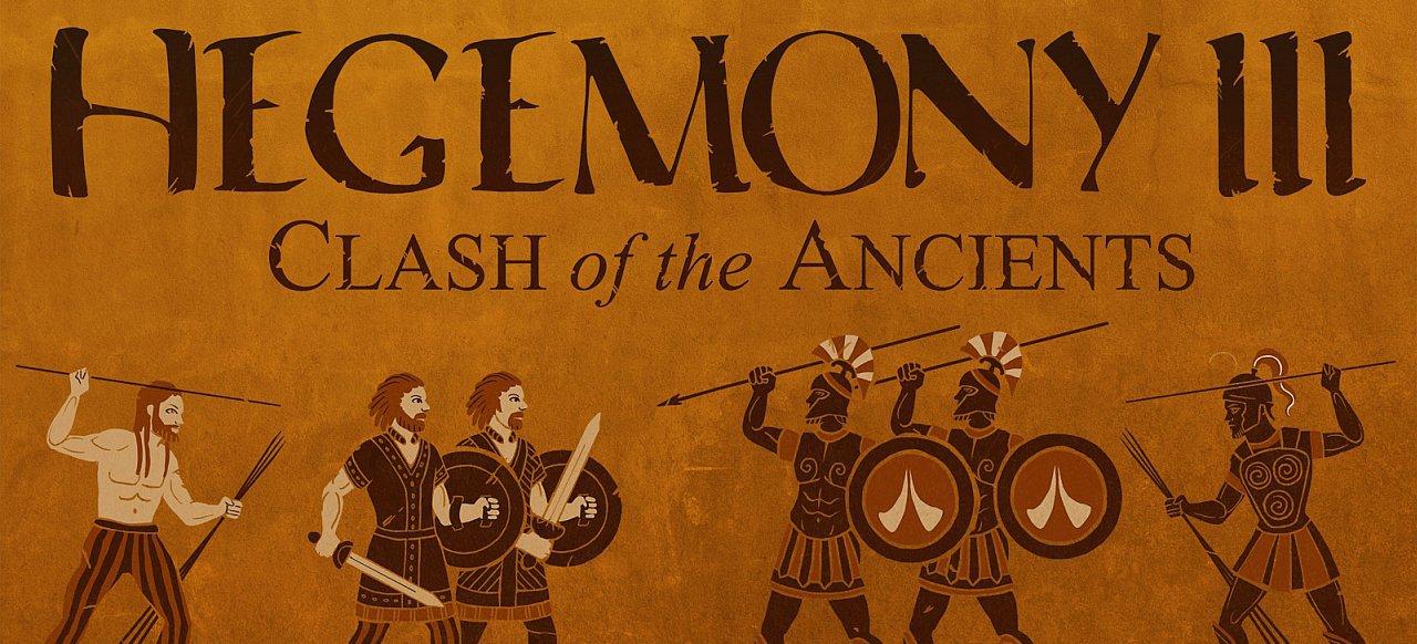 Hegemony 3: Clash of the Ancients (Taktik & Strategie) von Longbow Games