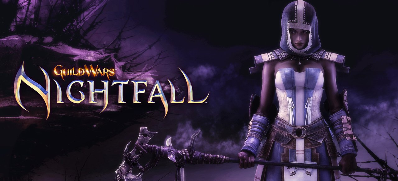 Guild Wars: Nightfall (Rollenspiel) von NCsoft