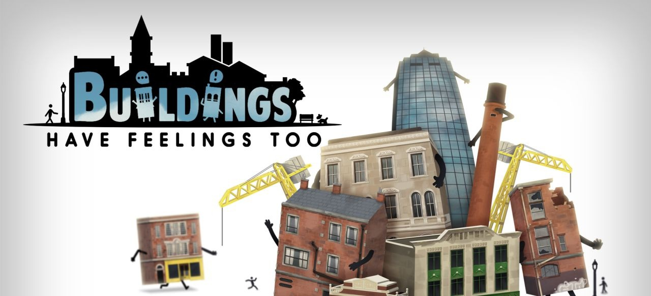 Buildings Have Feelings Too! (Simulation) von Merge Games