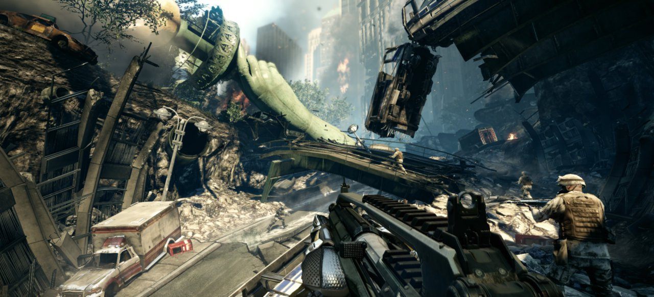 Crysis 2 (Shooter) von Electronic Arts