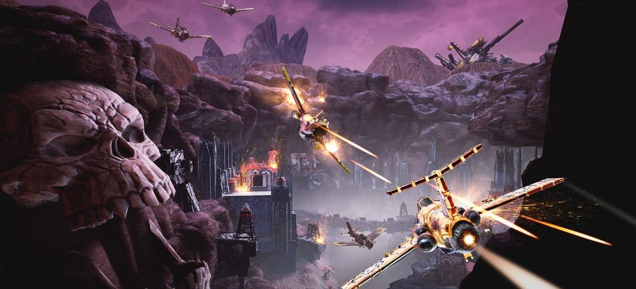 Warhammer 40.000: Dakka Squadron (Arcade-Action) von Phosphor Game Studios