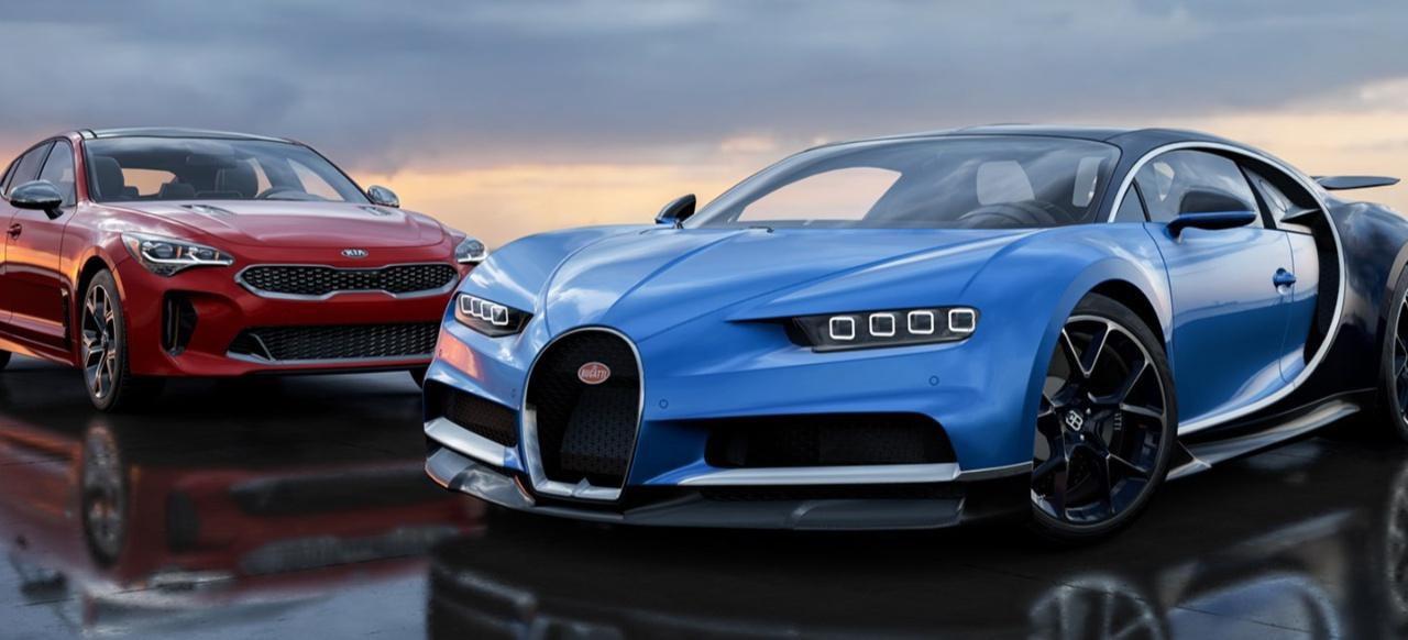 Forza Motorsport (Rennspiel) von Microsoft