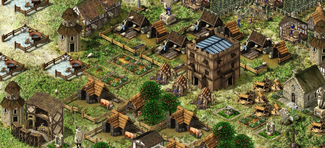 Stronghold Kingdoms (Taktik & Strategie) von Firefly Studios