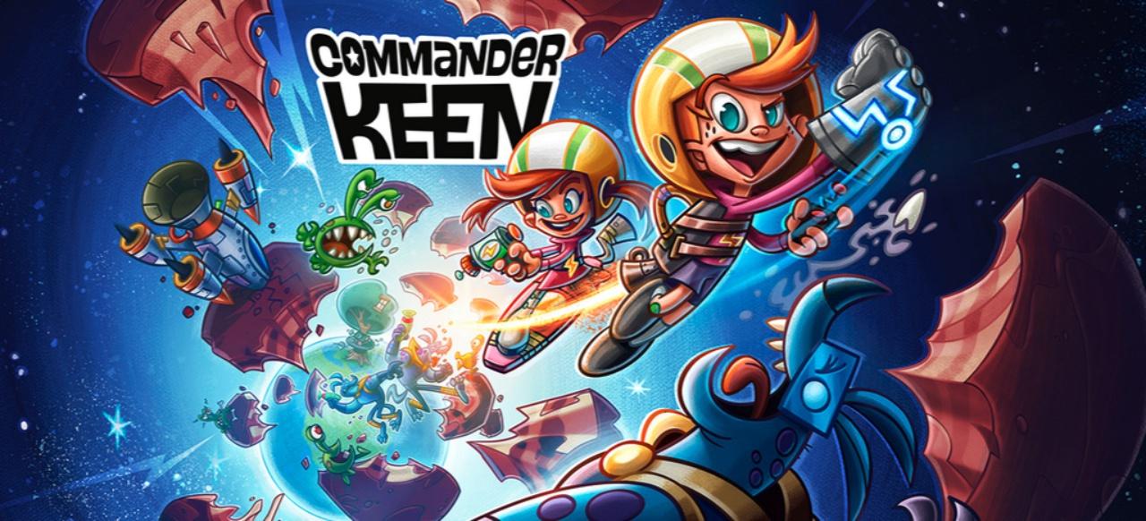 Commander Keen (Geschicklichkeit) von Bethesda Softworks
