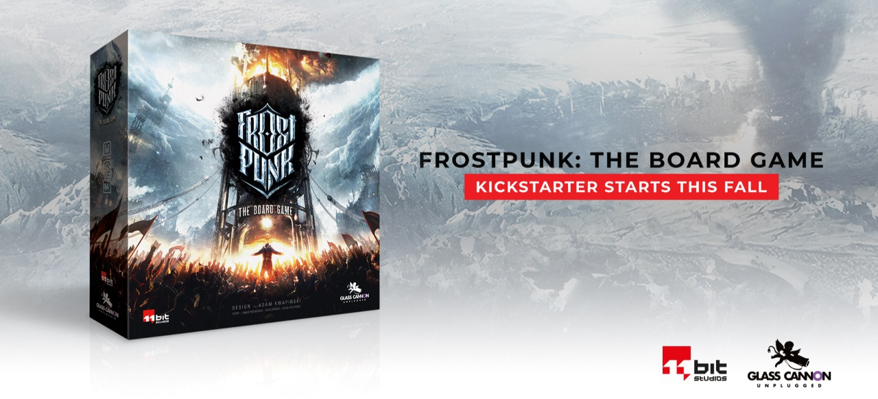 Frostpunk: The Board Game (Brettspiel) von 11 bit