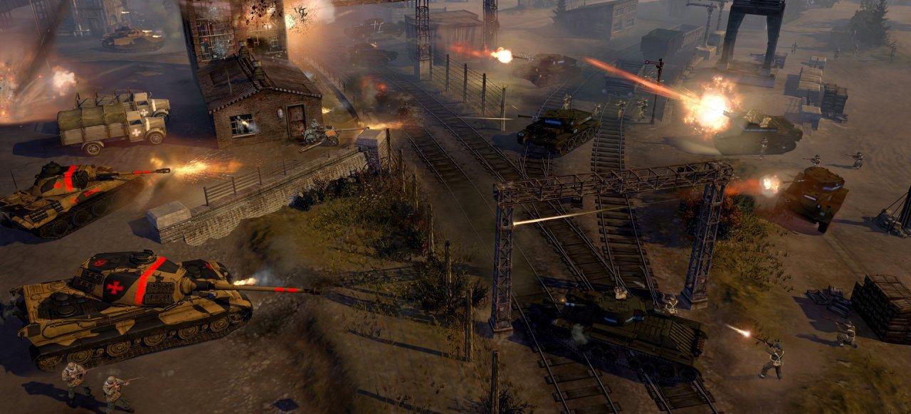 Company of Heroes 2: The British Forces (Taktik & Strategie) von SEGA