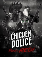 Alle Infos zu Chicken Police - Paint it RED! (Android,iPad,iPhone,PC,PlayStation4,Switch,XboxOne)