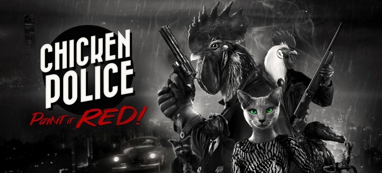 Chicken Police - Paint it RED! (Adventure) von HandyGames