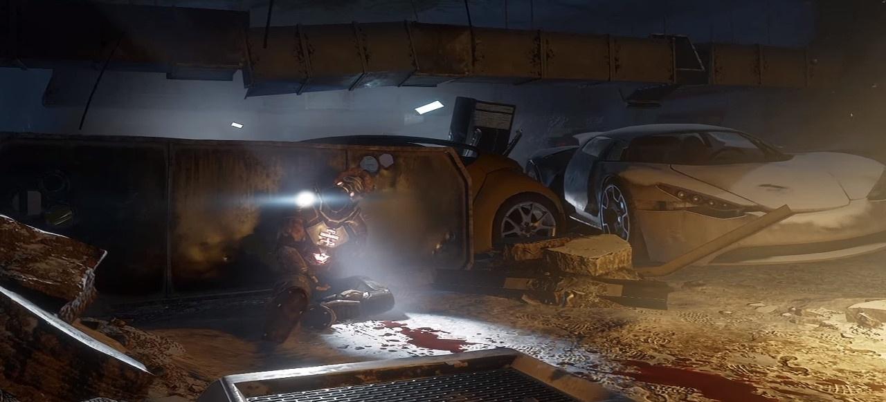 ARKTIKA.1 (Shooter) von 4A Games / Oculus