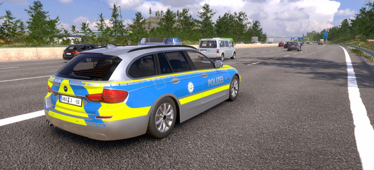 Autobahnpolizei Simulator 3 () von Aerosoft
