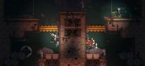 Nation Breakers: Steam Arena: 2D-Plattform-Kampfspiel prügelt sich in den Early Access