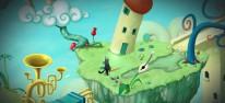 Figment: Surreales Action-Adventure für PS4 erschienen