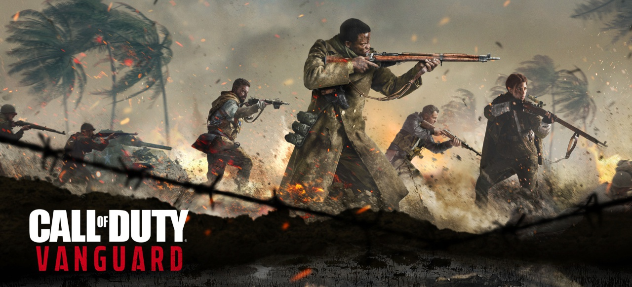 Call of Duty: Vanguard (Shooter) von Activision Blizzard