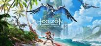 """Horizon: Forbidden West: """"Praktisch keine Ladebildschirme"""", größere Spielwelt und Release im Jahr 2021"""
