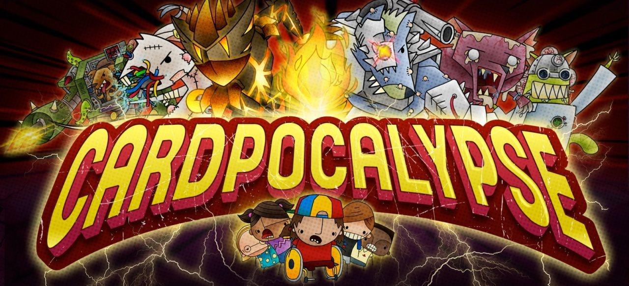 Cardpocalypse (Rollenspiel) von Versus Evil